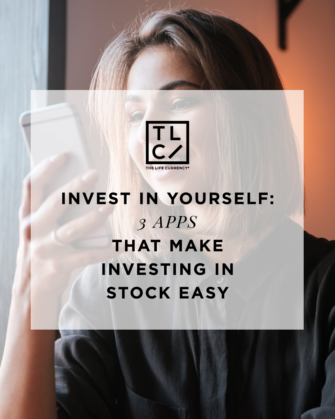 Invest in Yourself: 3 Apps That Make Investing in Stock Easy