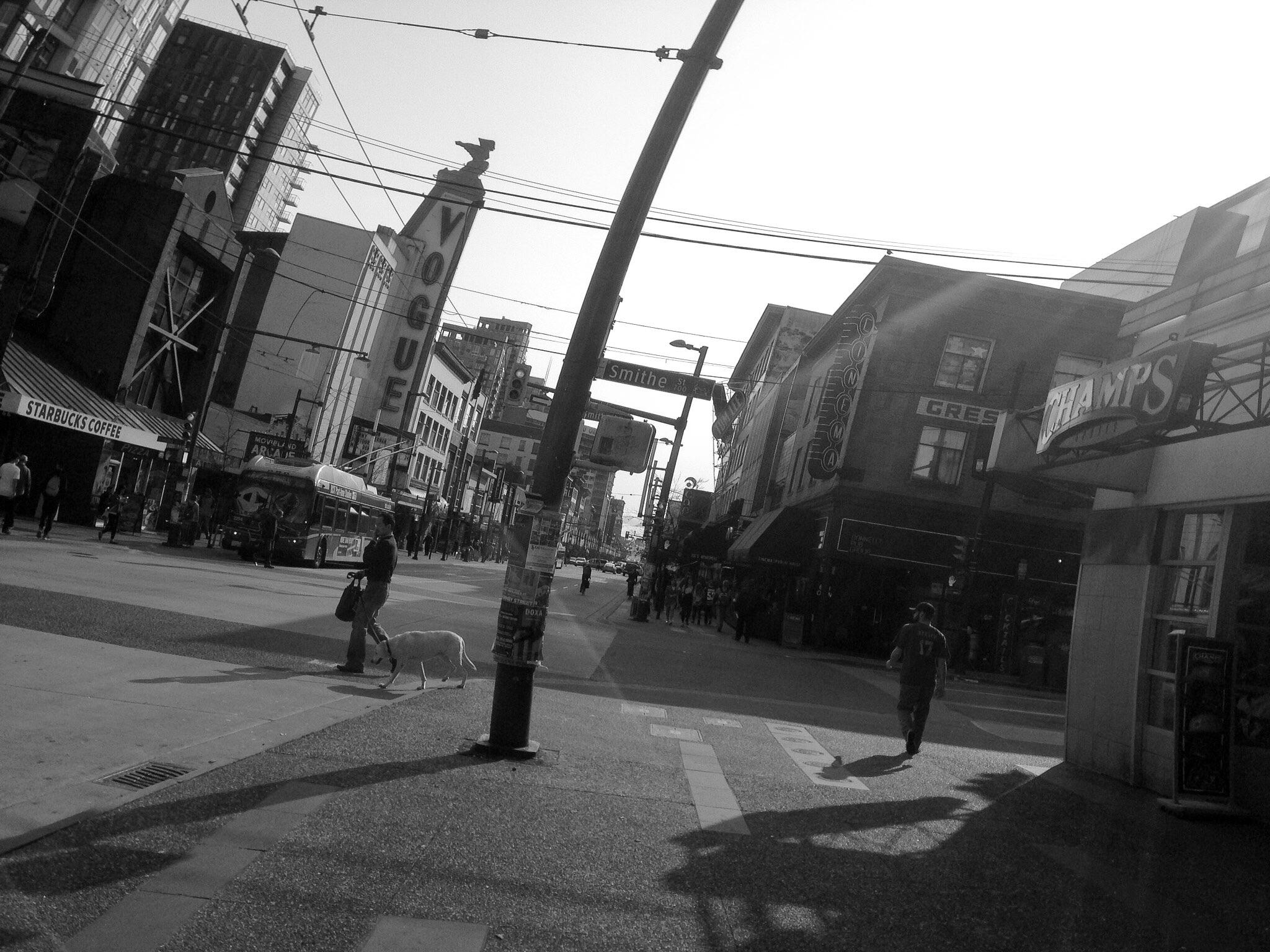 Granville St, Vancouver, BC