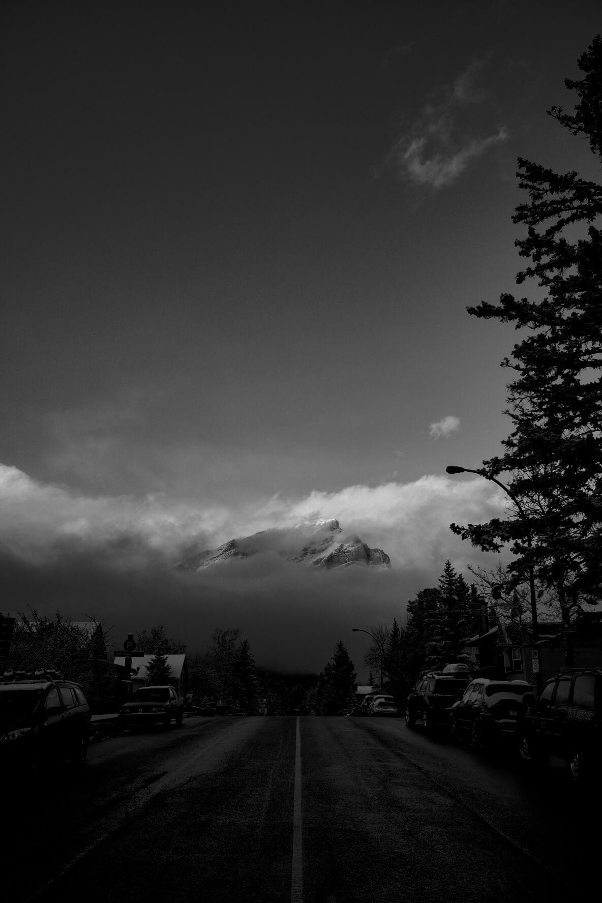 Banff, AB.