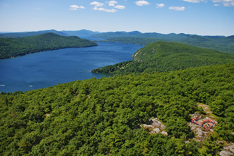 Lake George Land Conservancy (Photo Courtesy ofCarl Heilman)
