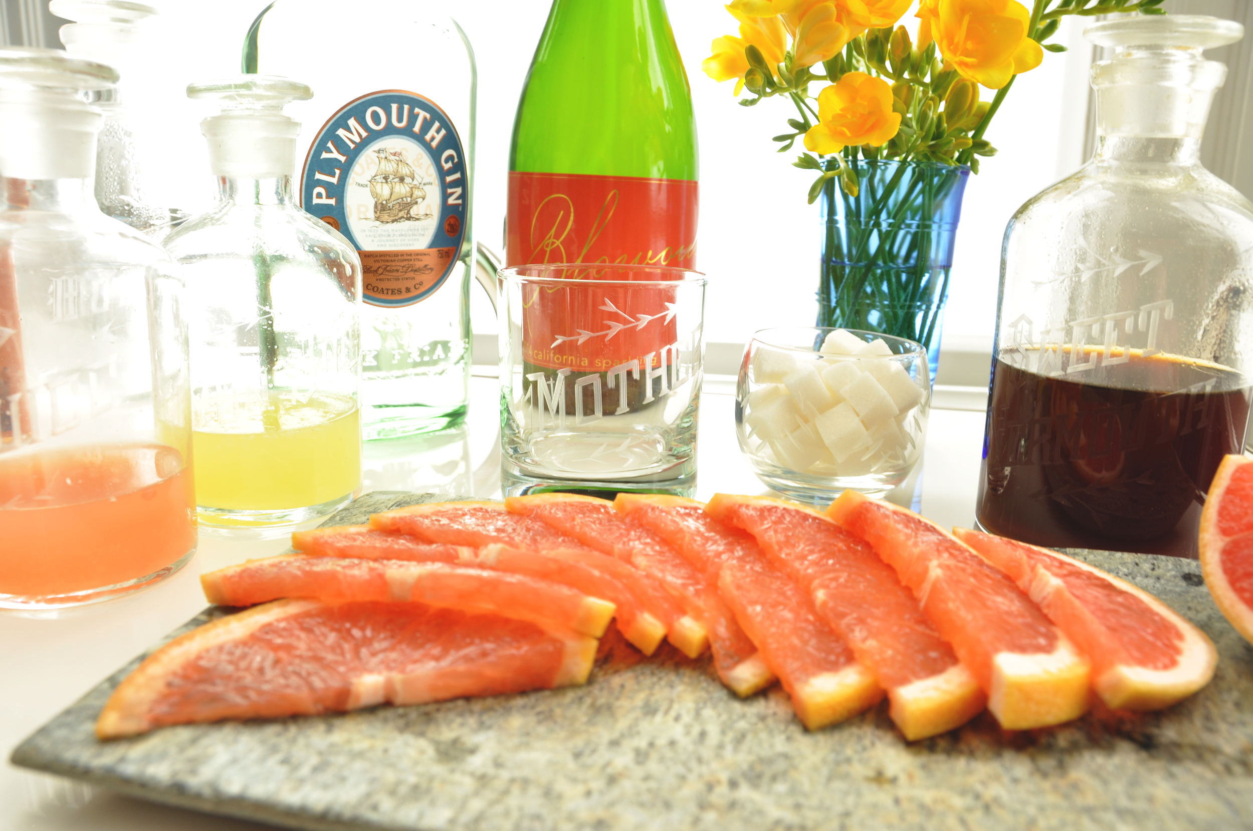 Mother's Day Brunch Recipe Spring Punch