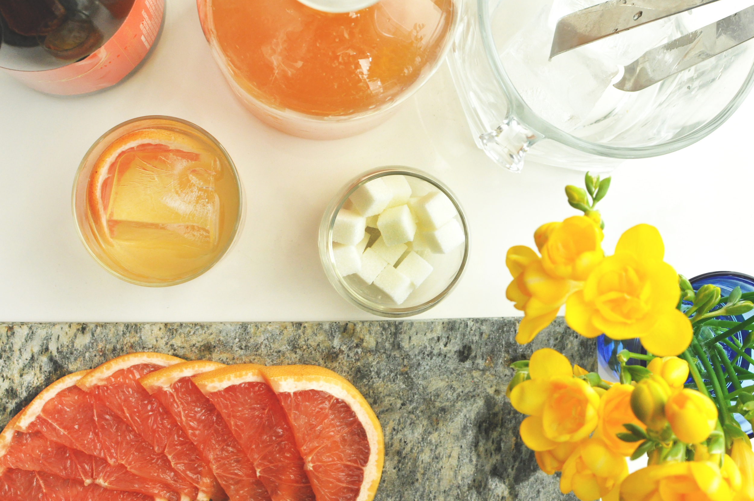 Mother's Day Brunch Recipe Ideas Spring Cocktail recipe