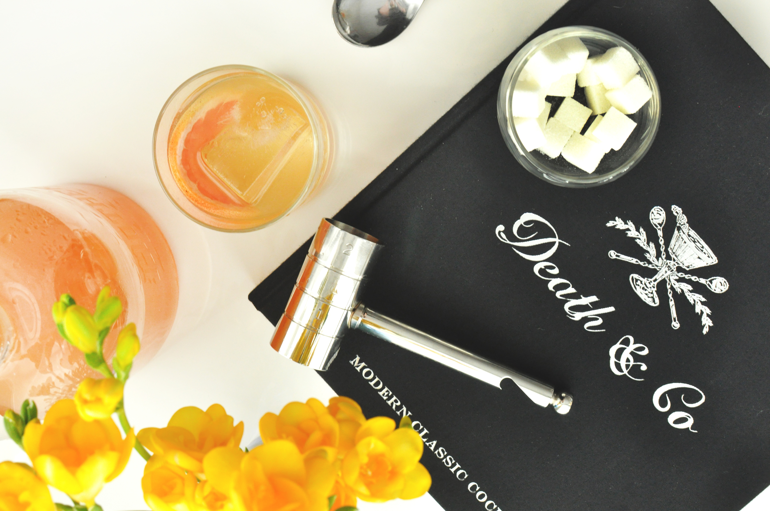 Death & Co Cocktail Book Punch Recipe Mother's Day