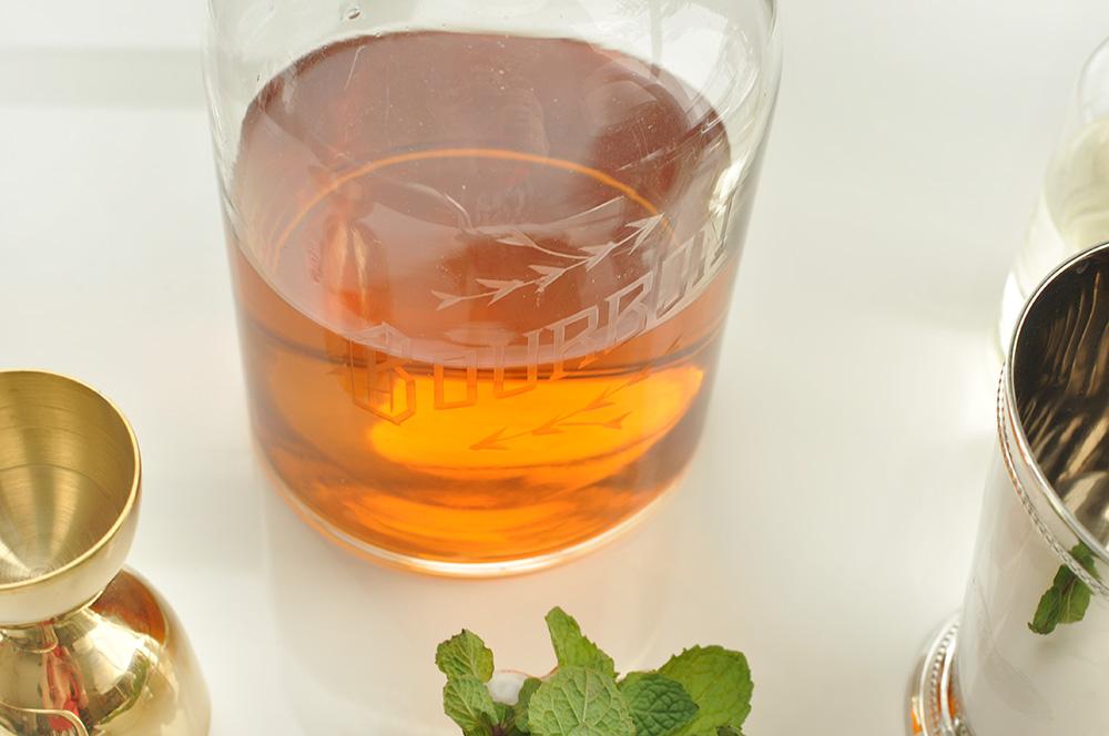 Kentucky Derby Mint Julep Cocktail Recipe