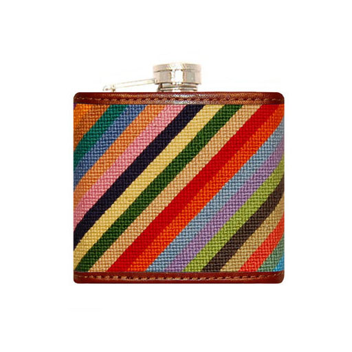 Parsons Stripe Flask By Smathers & Branson