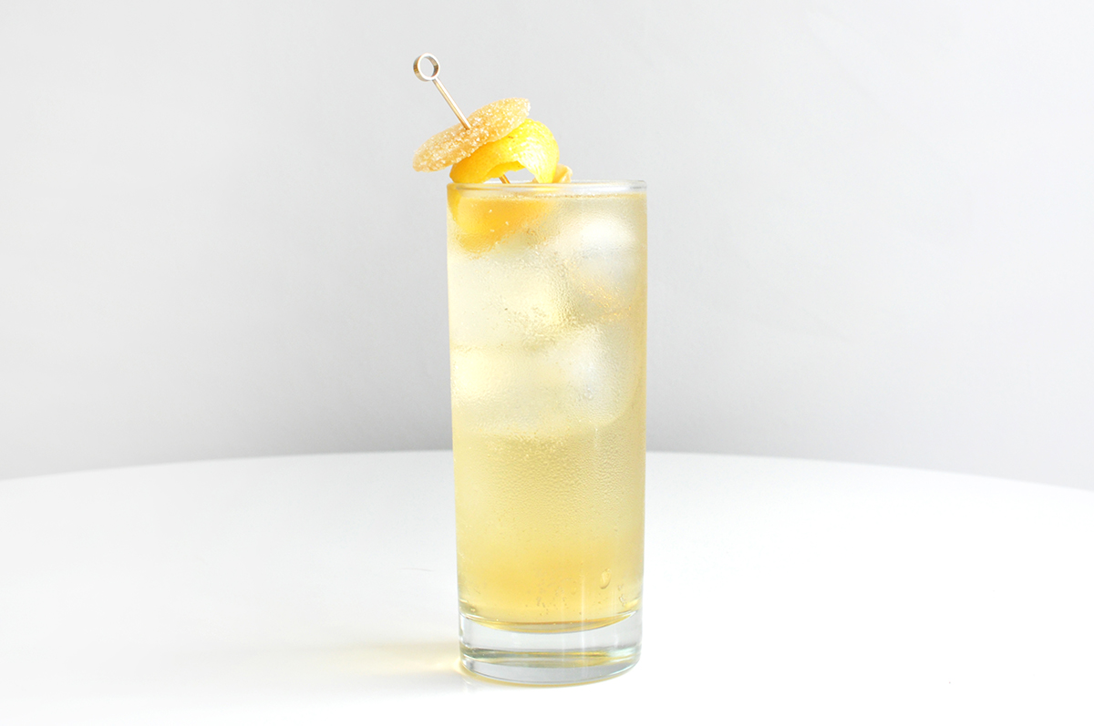 Love & Victory Presbyterian Cocktail Recipe