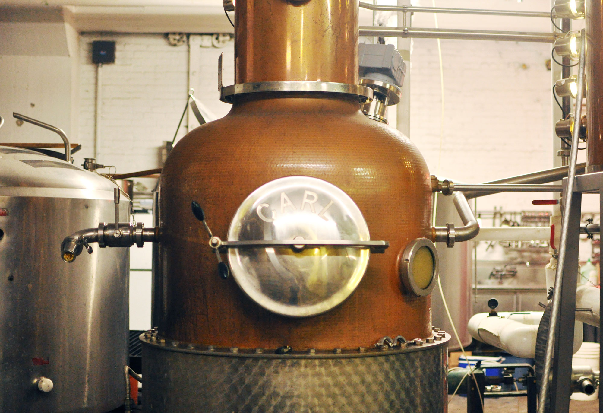 Carl brandy still