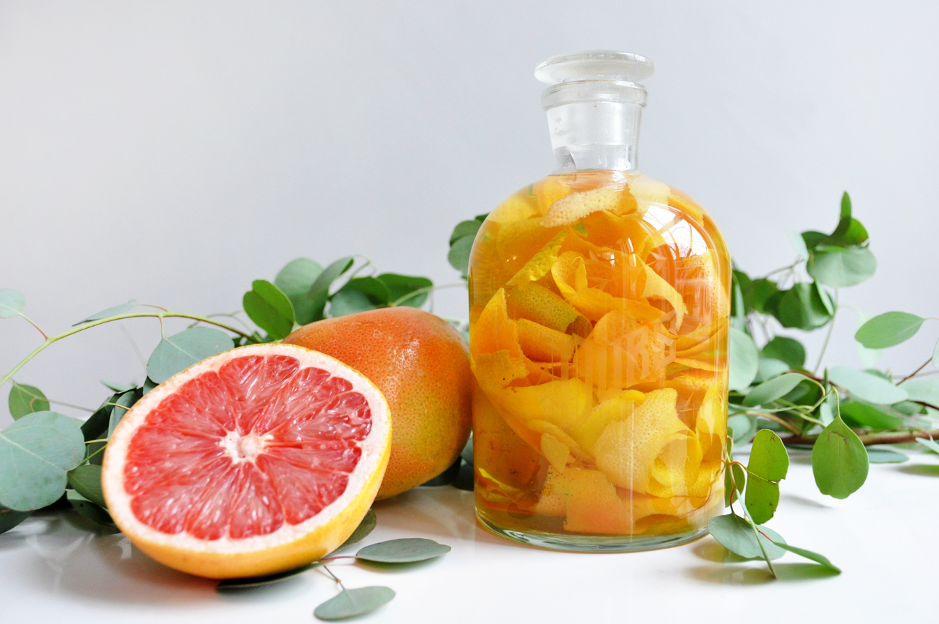 Pompelmocello Grapefruit Limoncello recipe