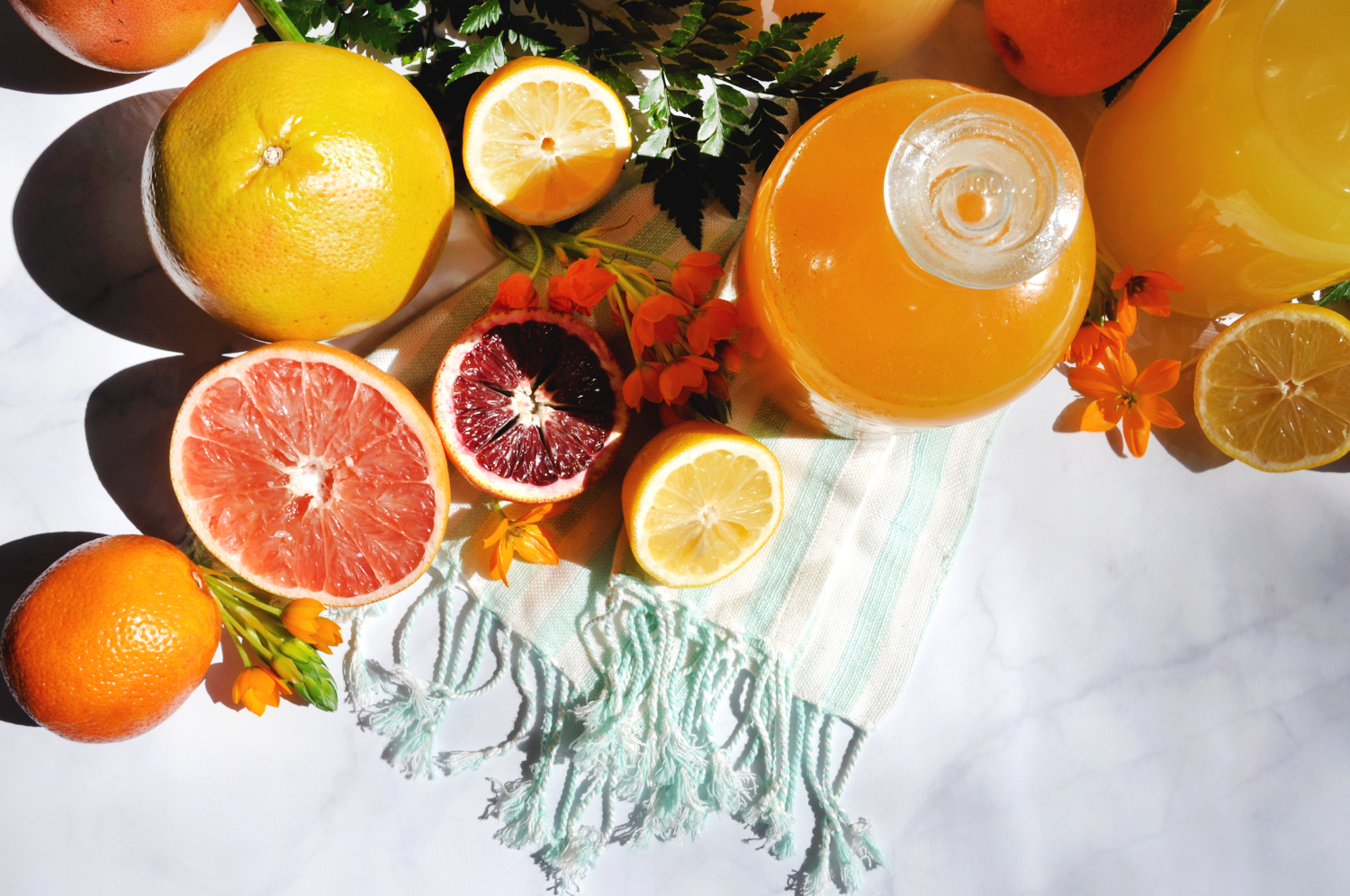 Citrus Infusion Recipes - Limoncello