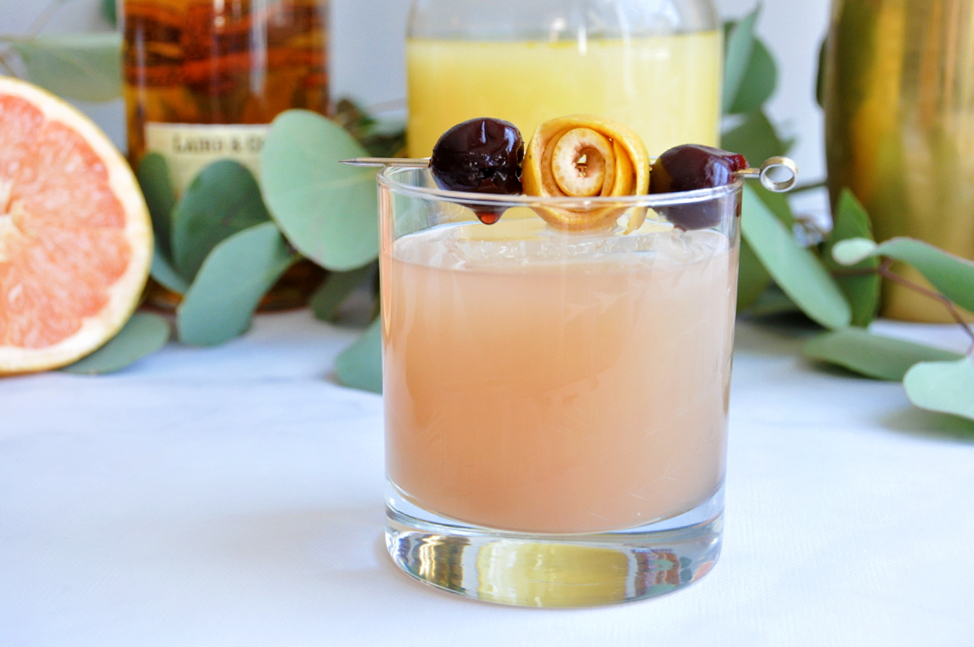Spring Cocktail Recipes from Love & Victory