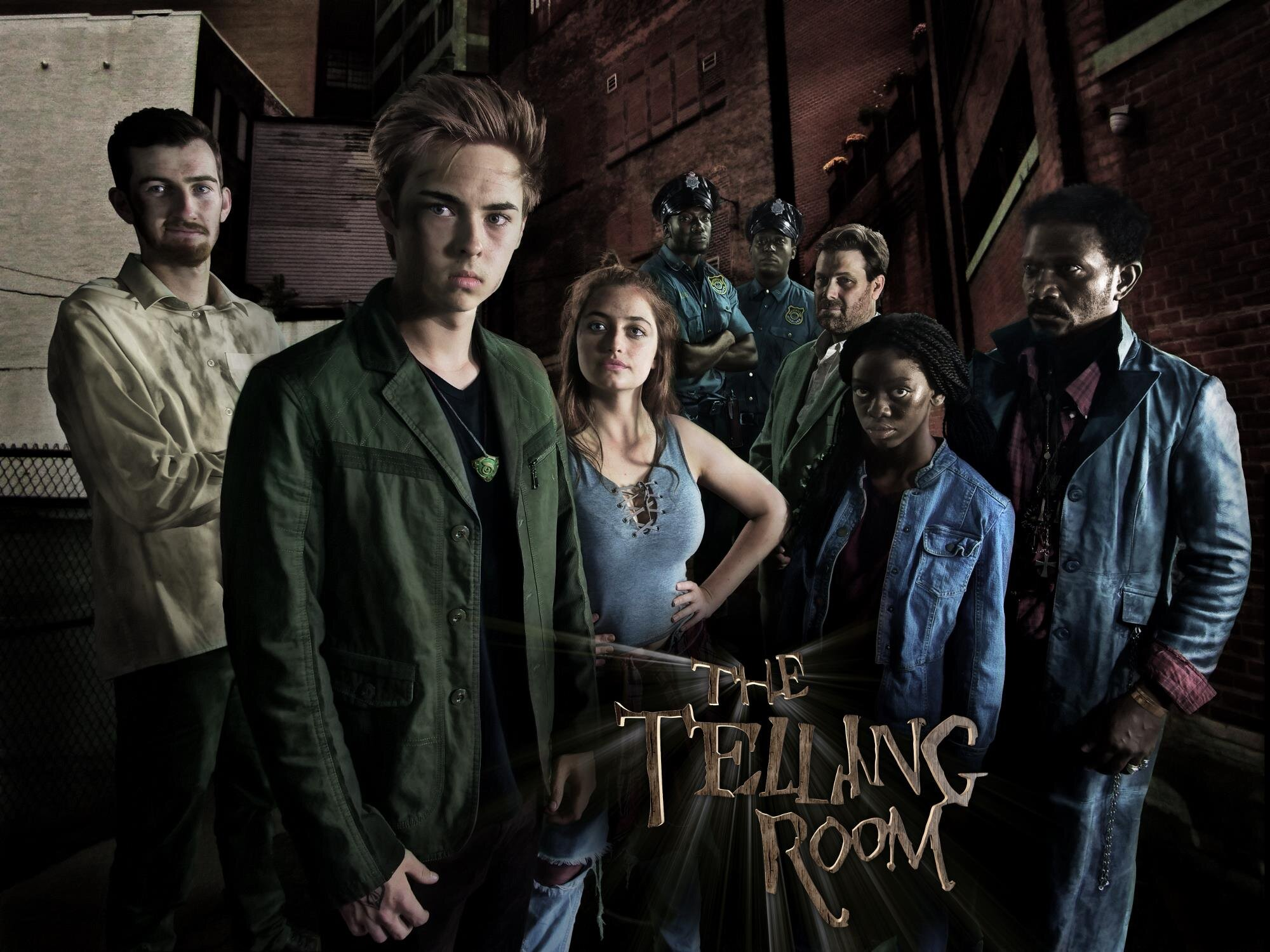 The Telling Room (Feature Film)
