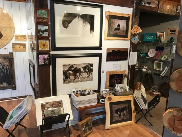 Artisans Etc. Gallery - Big Bear Lake