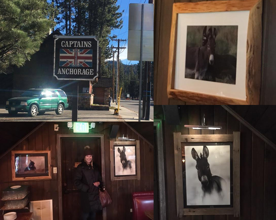 Captain's Anchorage Restaurant, Big Bear Lake