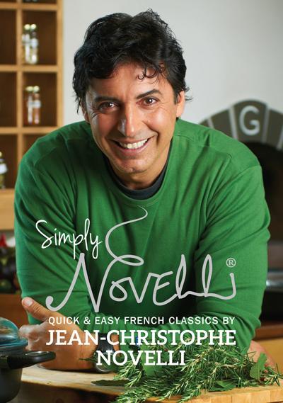 jean christophe novelli cooking book