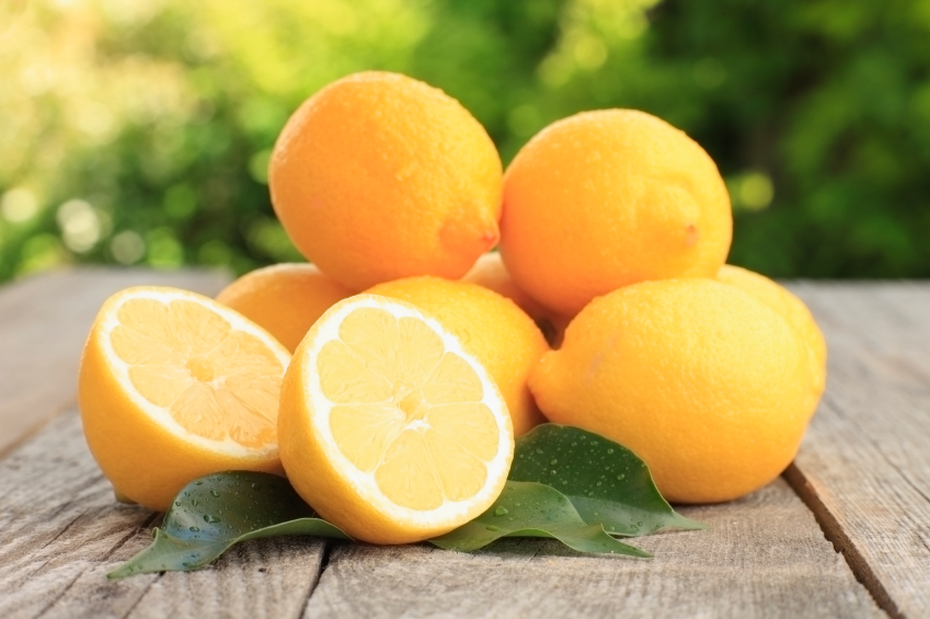 LEMON JUICE CAN HELP YOU ALKALIZE YOUR BODY