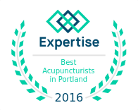 Acupuncture Expertise Award
