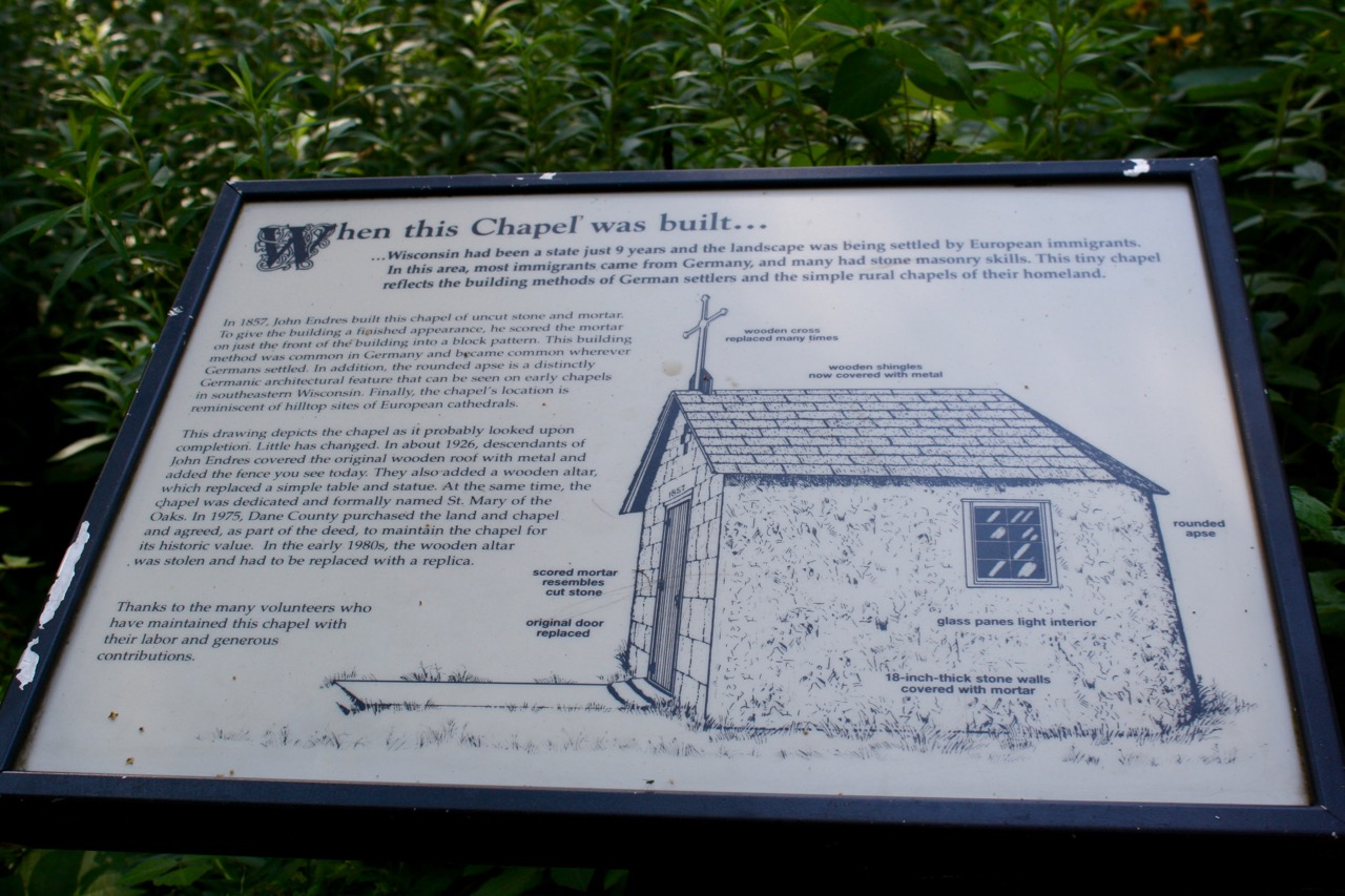 Chapel description