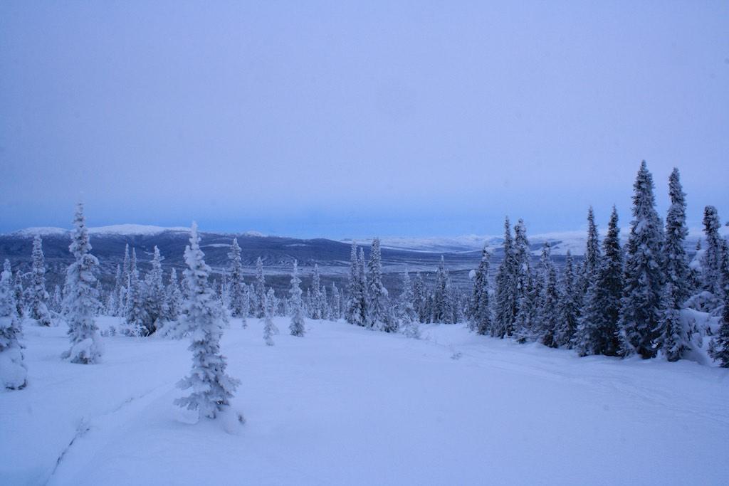 White Mountains, Alaska