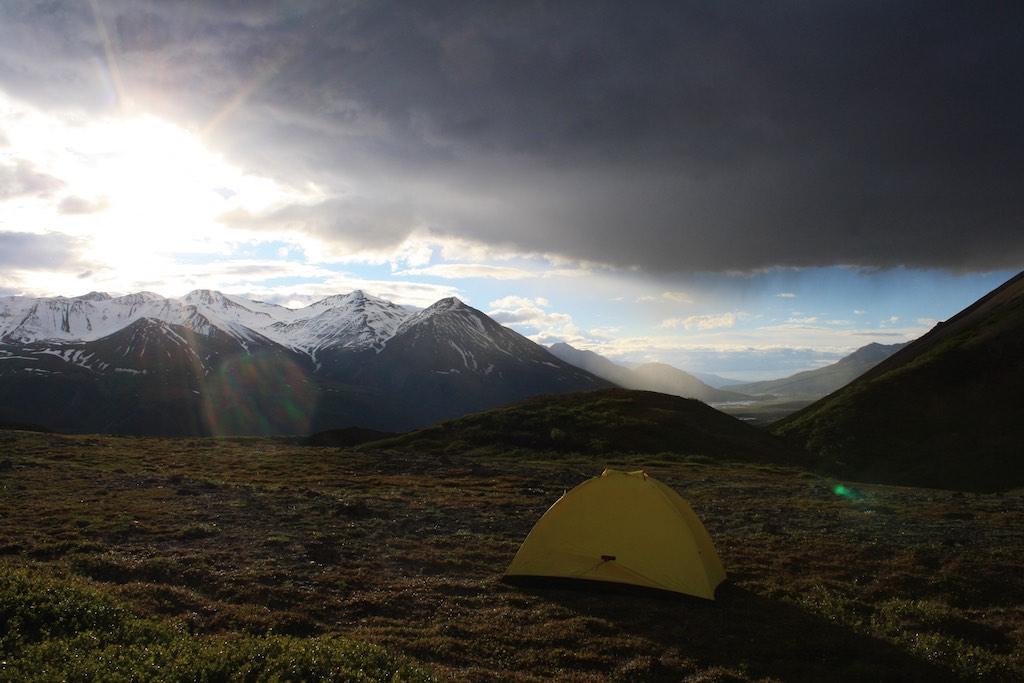 I Bergen, Alaska