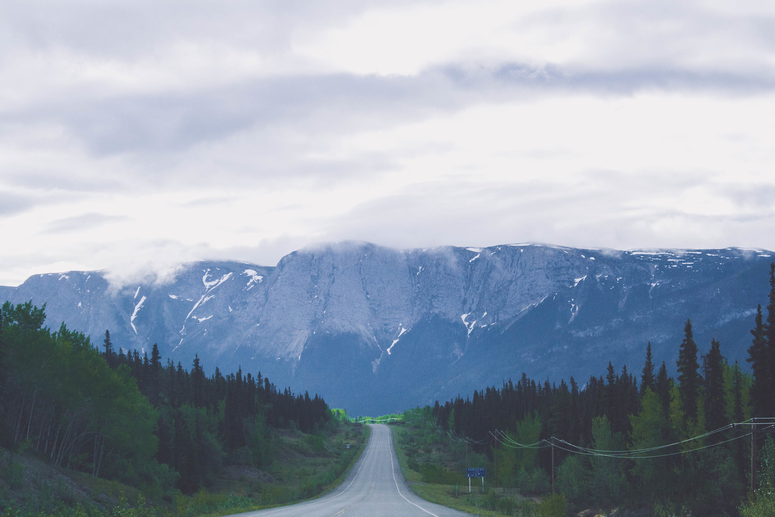 The Spell of the Yukon -