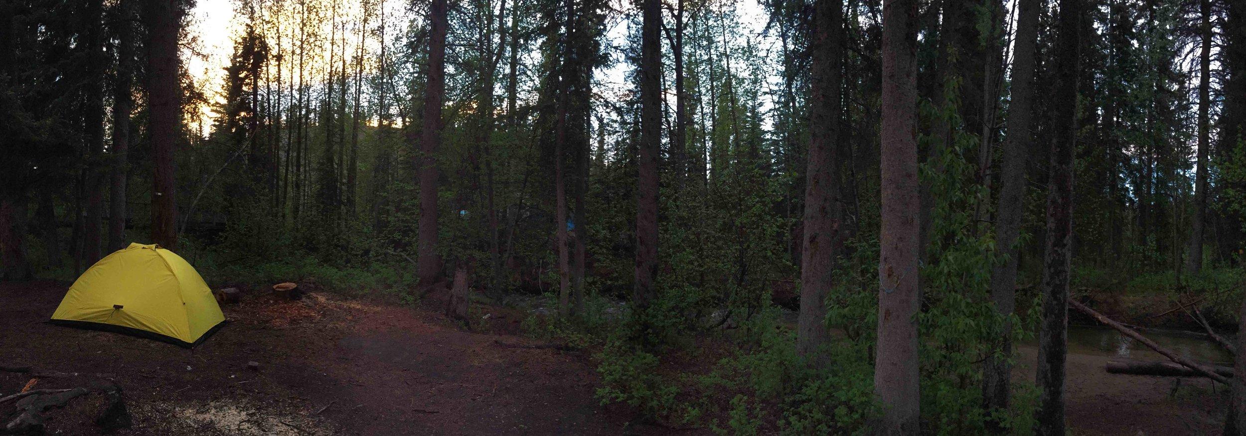 Wolfcreek Campground