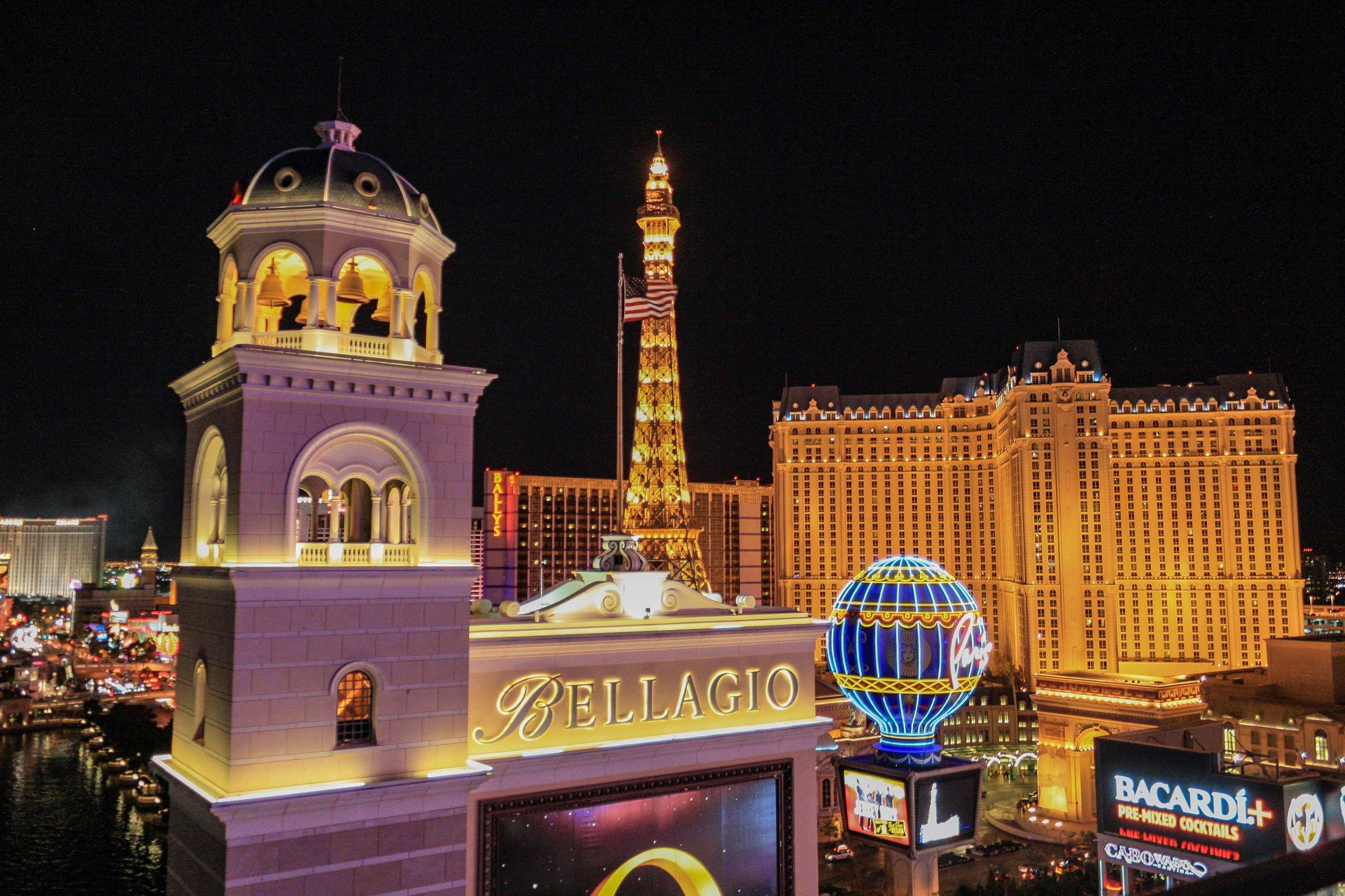 Las Vegas, Nevada. Januari 2013