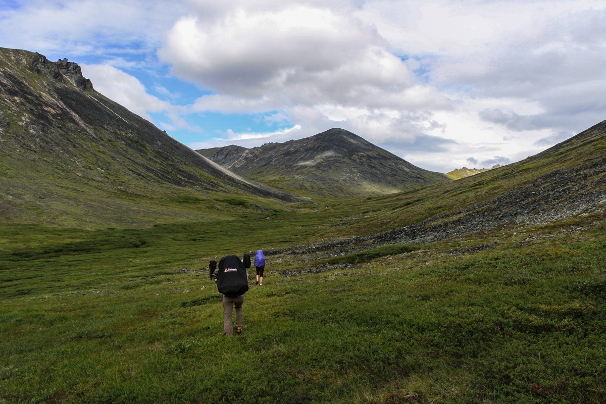 Vandra I Alaska