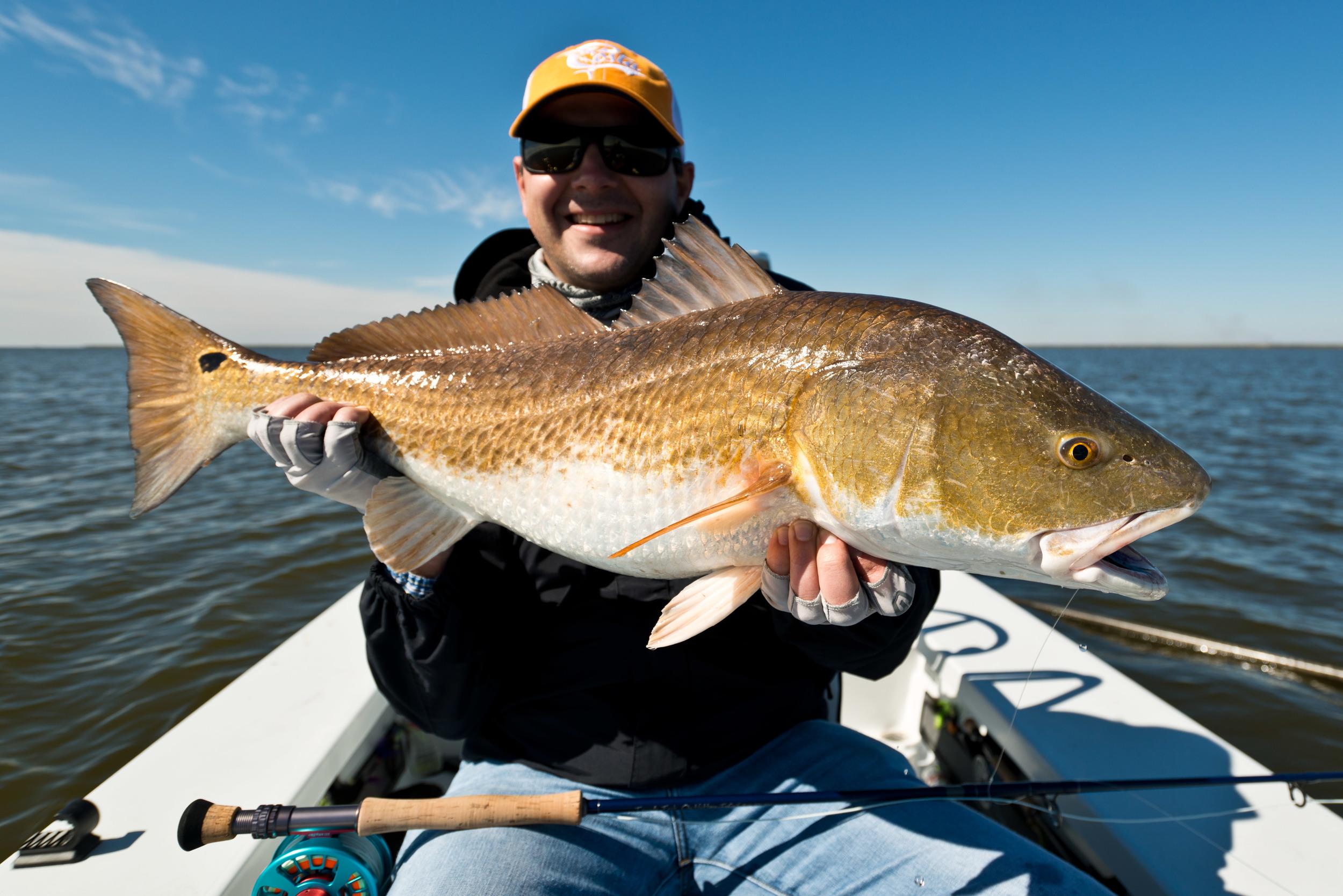 November 2014 Fly Fishing with Captain Brandon Keck