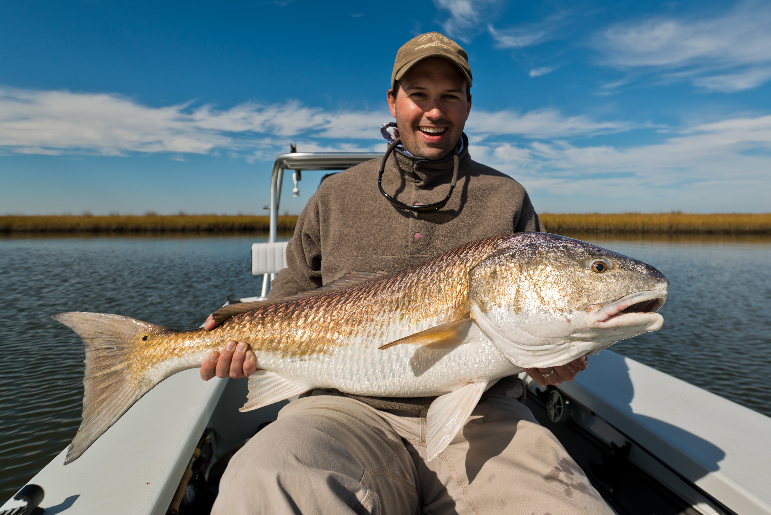 Fly Fishing New Orleans November 2014 Photos with Southern Fly Expeditions