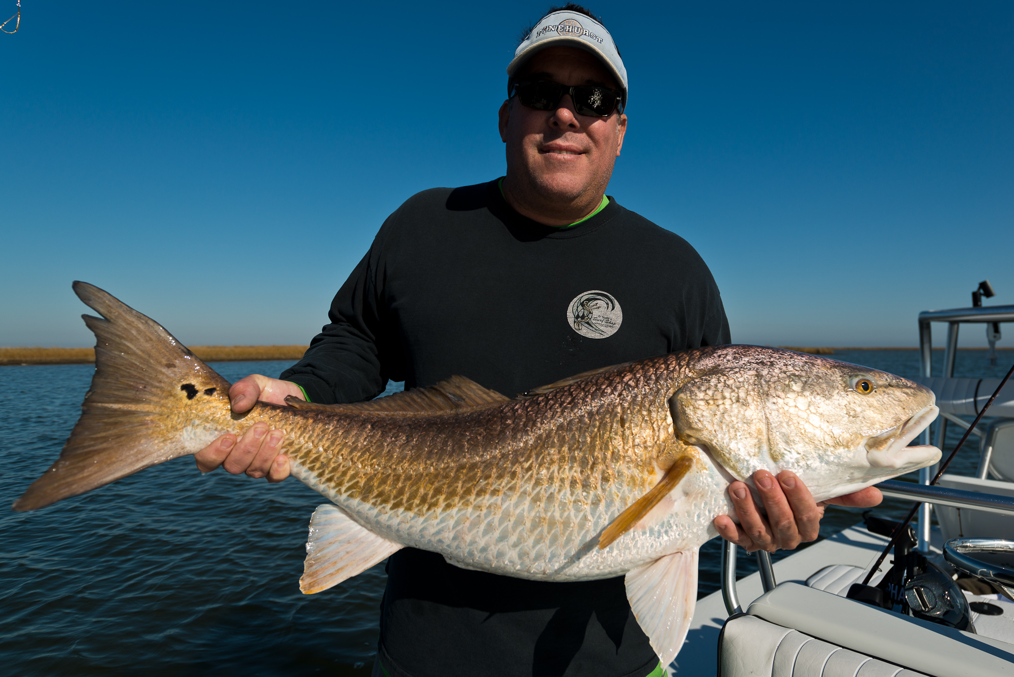 New Orleans Fly Fishing November 2014 with Southern Fly Expeditions, LLC