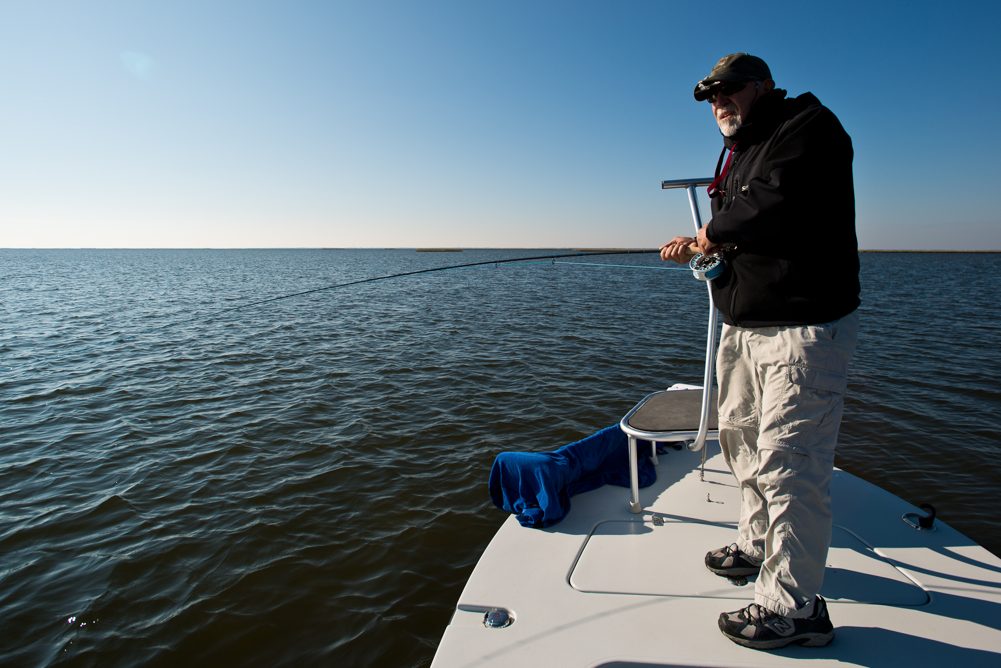 December 2014 Fly Fishing Photos with Southern Fly Expeditions of New Orleans