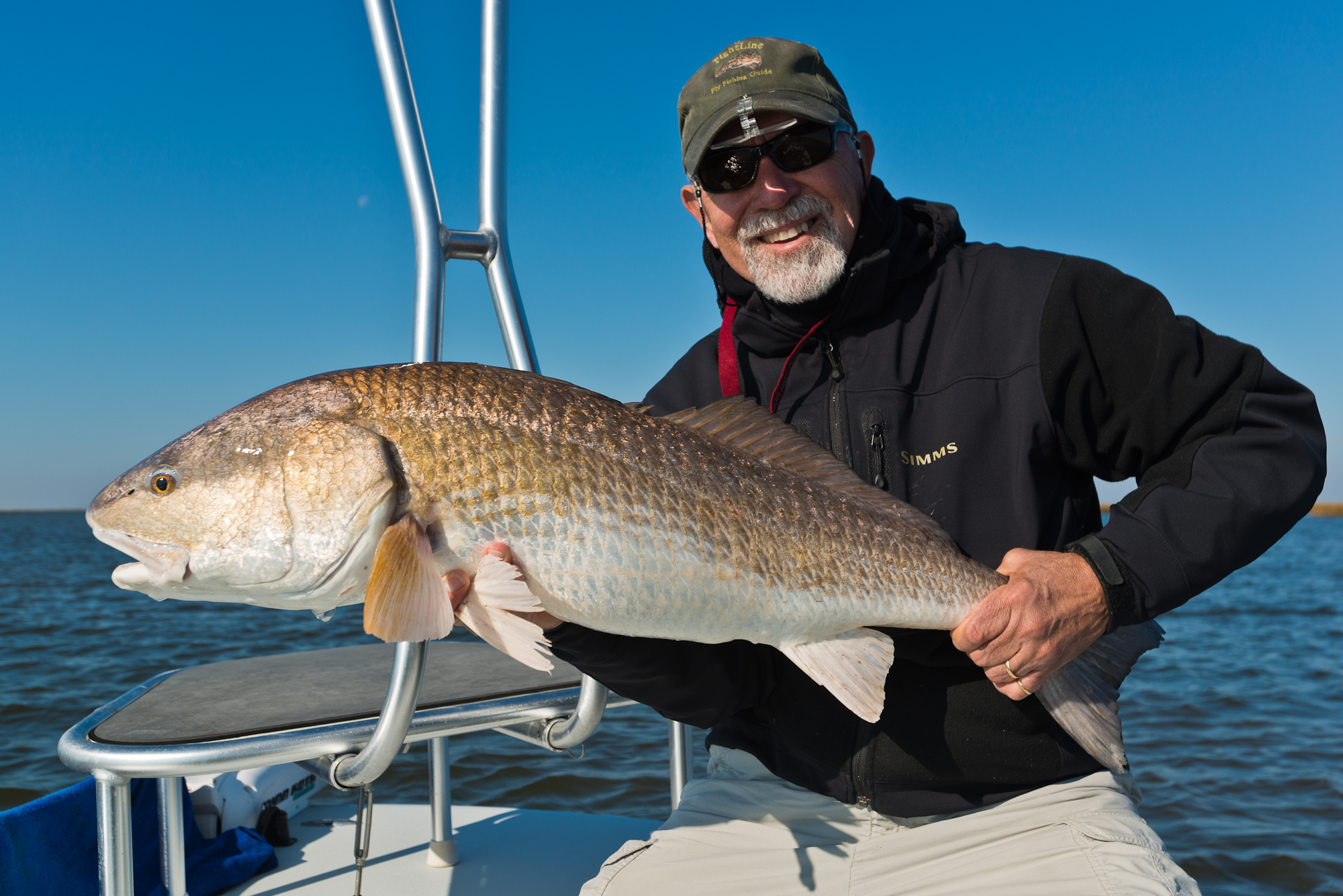 Fly Fishing Charter Photos December 2014 from Southern Fly Expeditions
