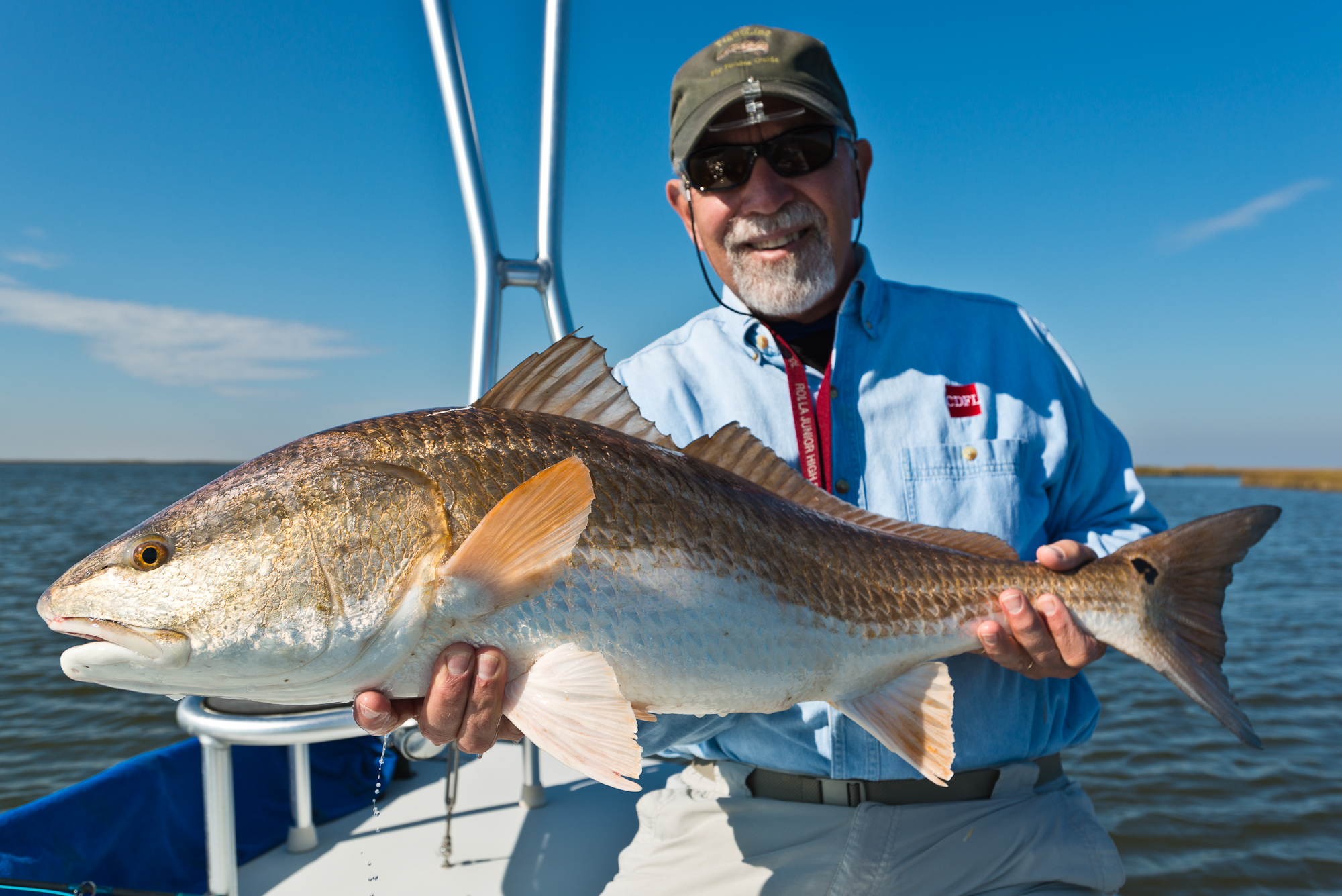 Photos of Redfish with Southern Fly Expeditions of New Orleans