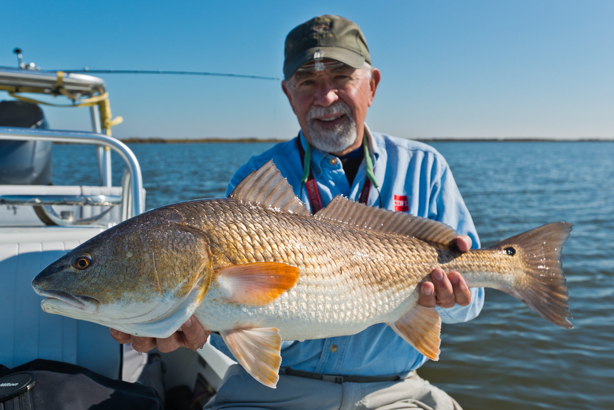 Fly Fishing in New Orleans Louisiana with Southern Fly Expeditions, LLC