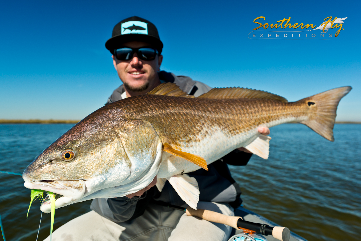 Southern Fly Expeditions A New Orleans Fly Fishing Guide
