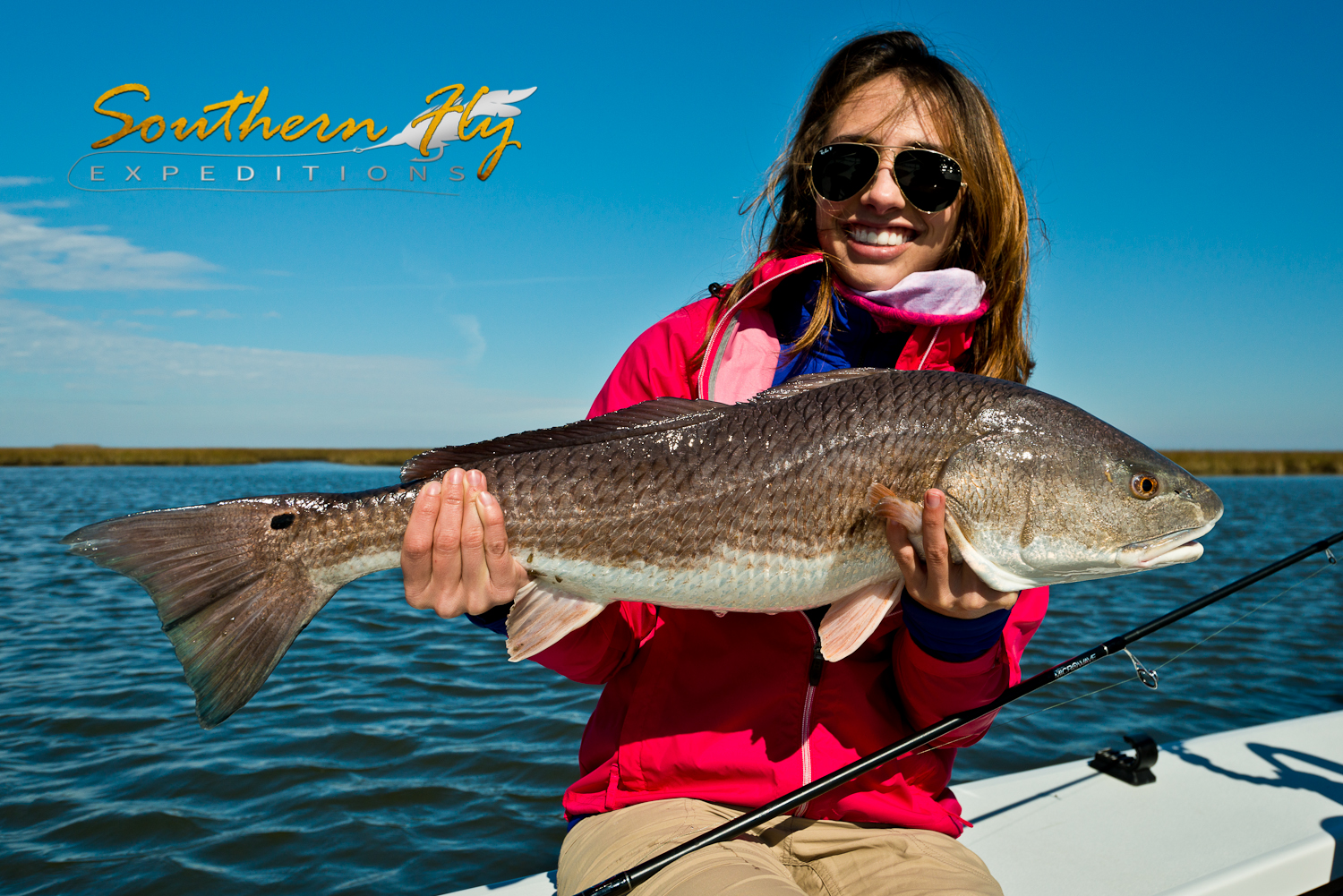 Fly Fishing Photos January 2015 with Southern Fly Expeditions
