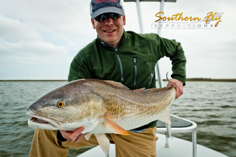 Fly Fishing in the Louisiana Marsh Photos March 2015