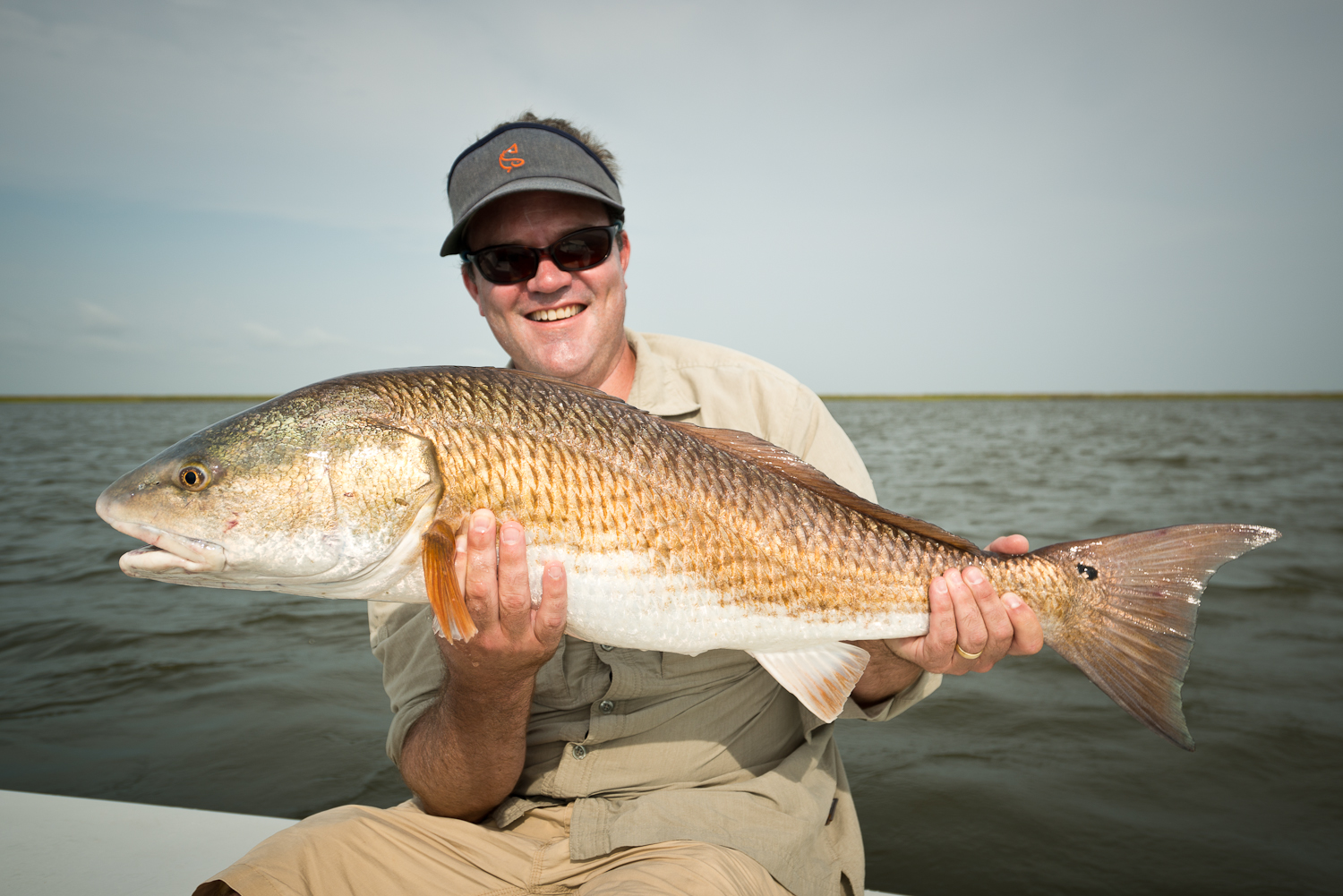 Fly Fishing Photos from August 2015 with Southern Fly Expeditions of Louisiana