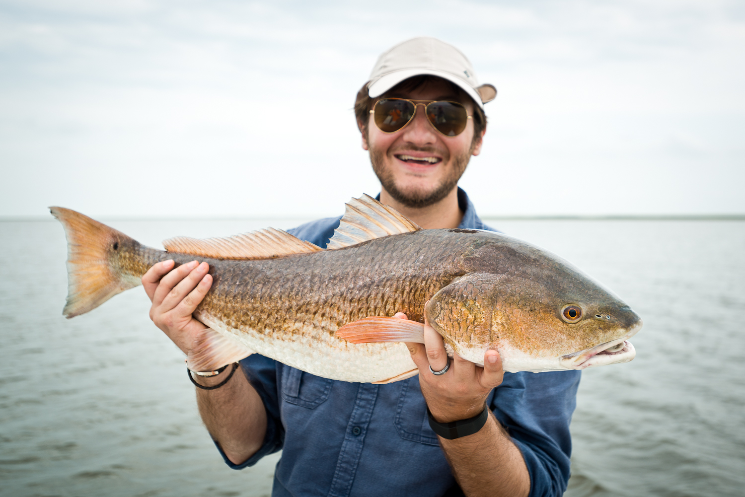 August 2015 Fly Fishing Trip Photos with Southern Fly Expeditions of Louisiana