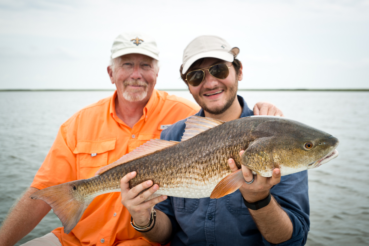 Family Photos of Fly Fishing with Southern Fly Expeditions of Louisiana