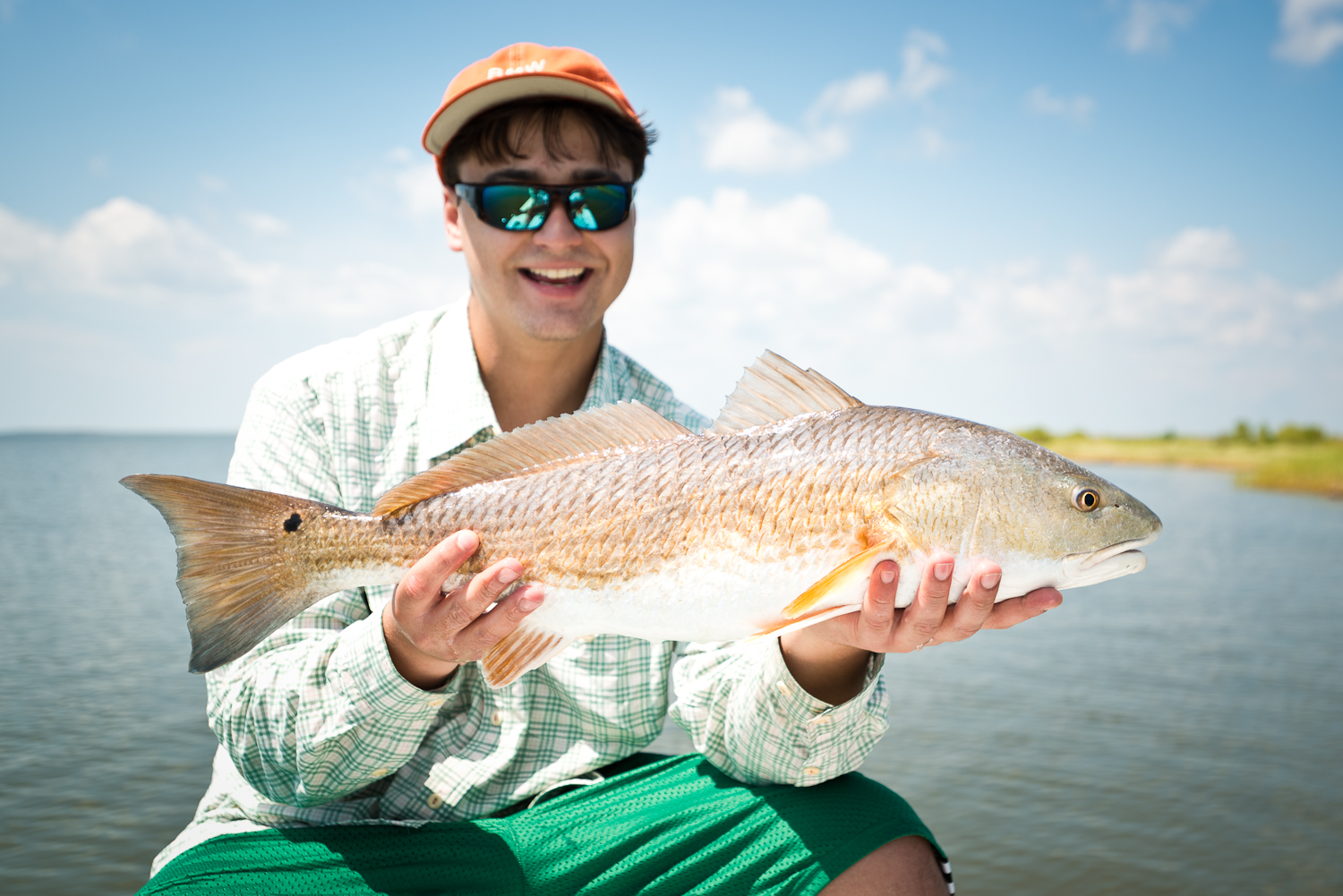 Fly Fishing Photos from August 2015 wit Captain Brandon Keck Of Southern Fly Expeditions