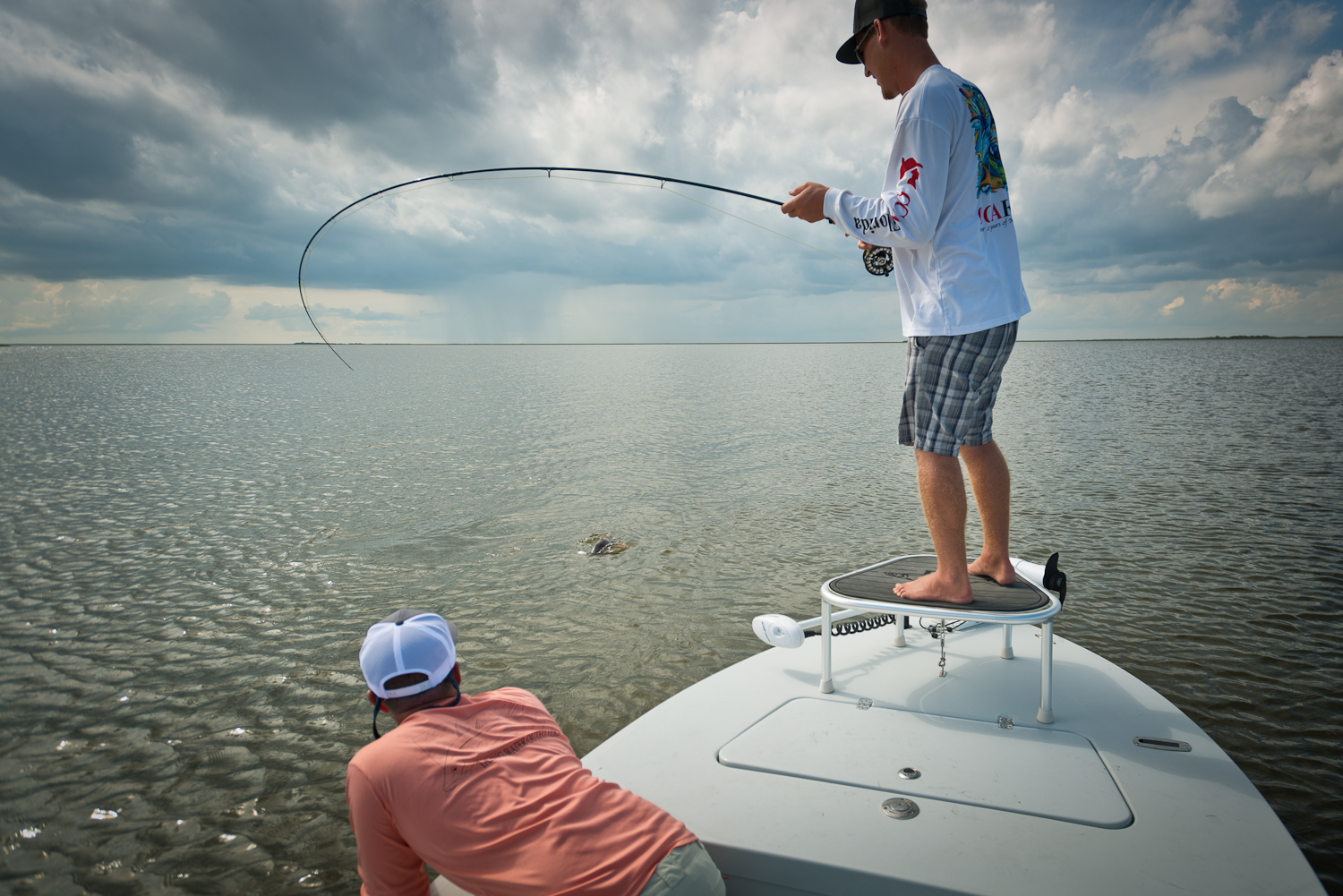 Red Drum Fly Fishing Guide Southern Fly Expeditions Louisiana