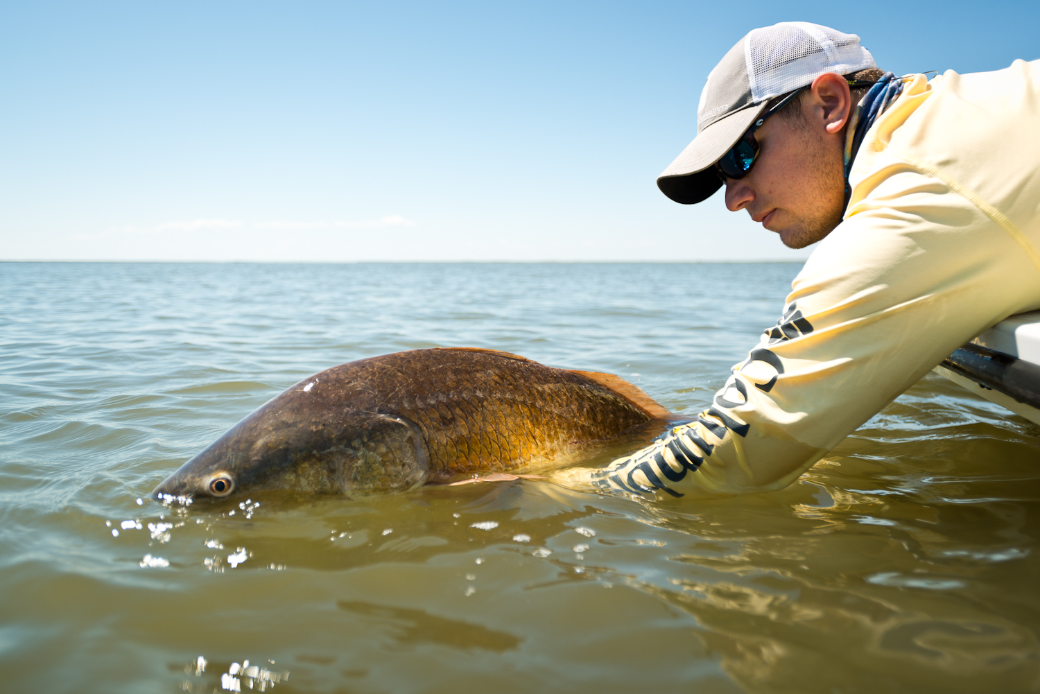 Catch and Release Southern Fly Expeditions Louisiana