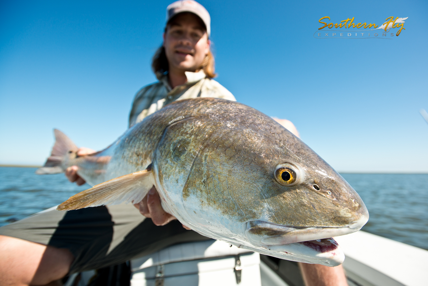 Fly Fishing for Red Drum