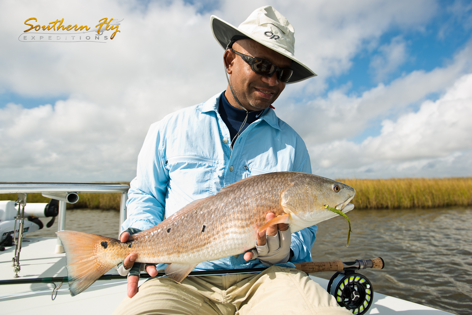 New Orleans Fishing Guide - Captain Brandon Keck