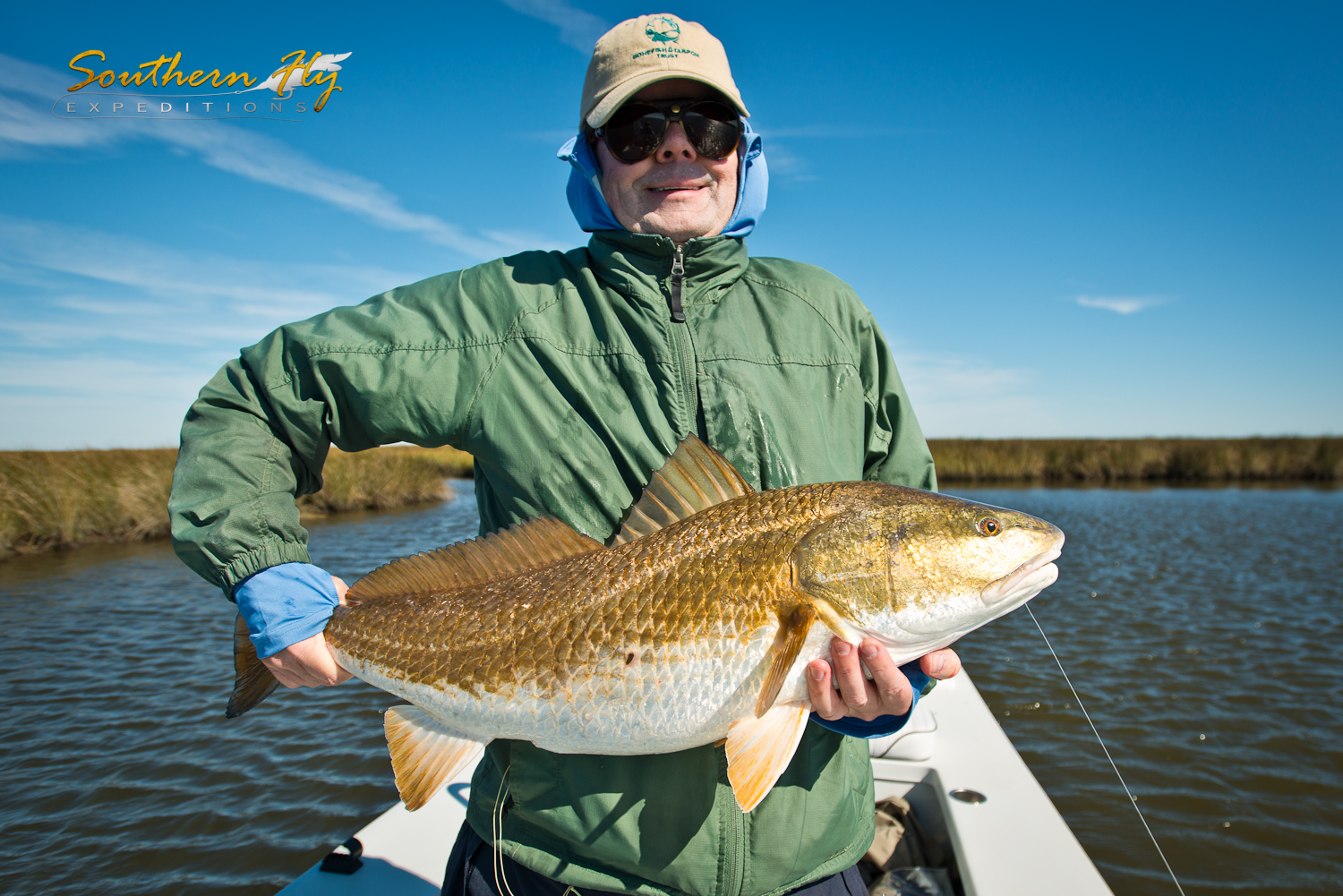 Fall Red Drum Fishing Southern Louisiana