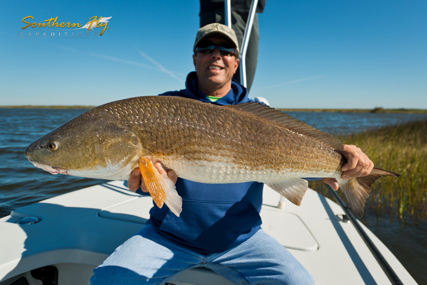 Low Tide Redfish Fishing Results