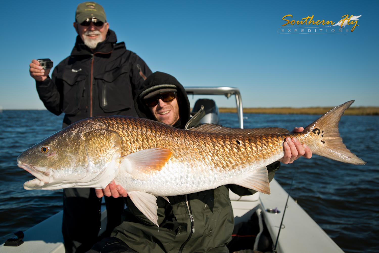 Spring Fly Fishing Louisiana Shallows