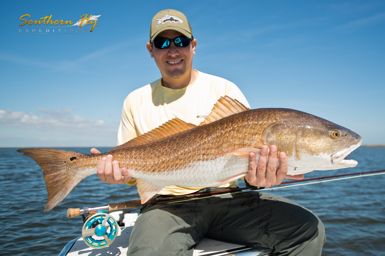 Fly Fishing Trip New Orleans with Southern Fly Expeditions