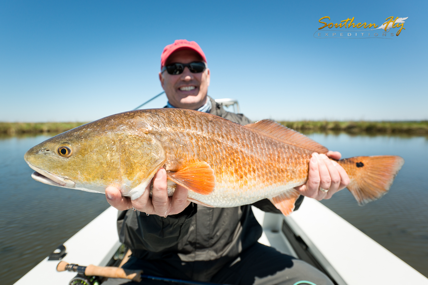 Reds Sport Fly Fishing New Orleans